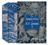 The Complete Fiction of H.P. Lovecraft by H.P. Lovecraft image