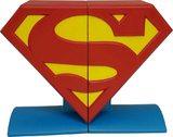 Superman Logo Bookends