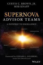 Supernova Advisor Teams by Brown