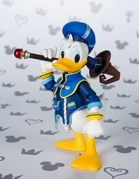 S.H.Figuarts Kingdom Hearts II: Donald Duck - Action Figure