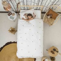Snurk: Quilt Cover Set Furry Friends - Single