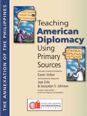 Teaching American Diplomacy by Jaye Zola image