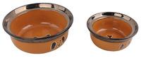 Pawise: Dog Gold Bowl - 450ml/Golden