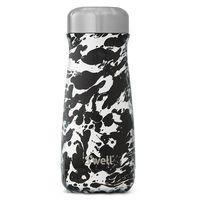 S'Well: Traveler Splatter Collection Insulated Bottle - Inkwell (470ml)