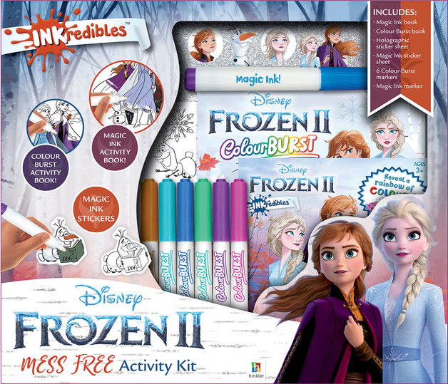 Inkredibles: Disney's Frozen 2 - Ultimate Kit
