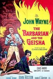 The Barbarian And The Geisha on DVD