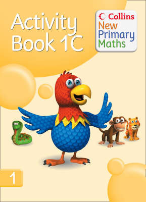 Activity Book 1C by Peter Clarke image