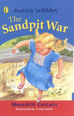 The Sandpit War by Meredith Costain image