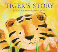 Tiger's Story by Harriet Blackford image