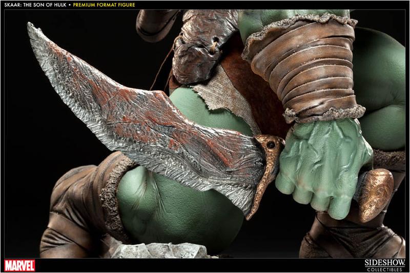 Marvel Skaar Son of Hulk Premium Format Figure image