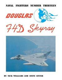 Douglas F4D Skyray by Steve Ginter
