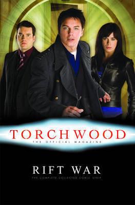 Torchwood: Rift War by Ian Edgington
