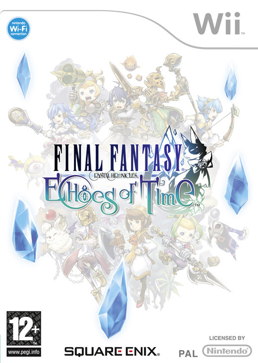 Final Fantasy Crystal Chronicles: Echoes of Time for Wii