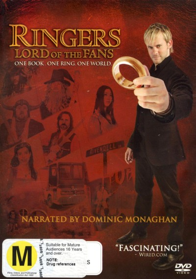 Ringers: Lord Of The Fans on DVD image