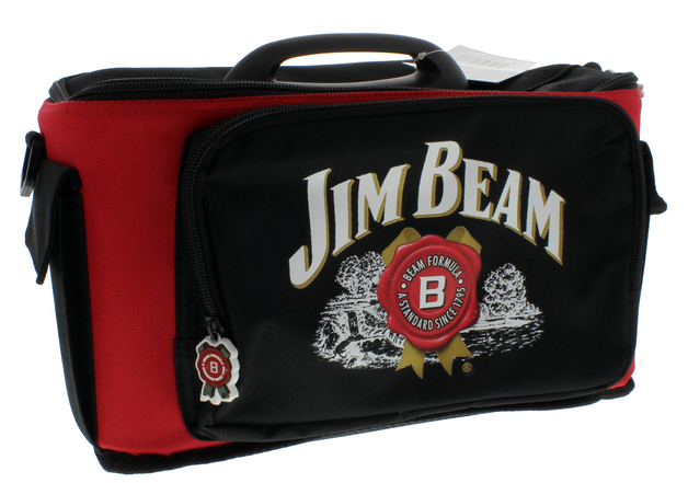 cb7e3110a4 Jim Beam Cooler Bag with Pull Down Tray