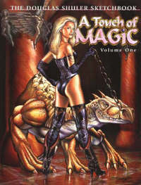 A Touch of Magic: v. 1 by Douglas Shuler image