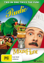 Paulie and Mousehunt (2 Disc) on DVD