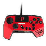 Mad Catz Street Fighter V FightPad Pro (Ken Red) for PS4