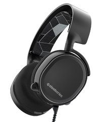 SteelSeries Arctis 3 Wired Gaming Headset (Black) for PC