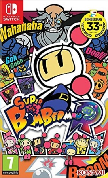 Super Bomberman R for Switch