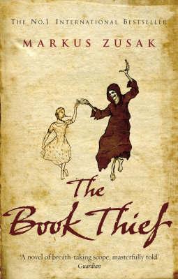 The Book Thief by Markus Zusak image
