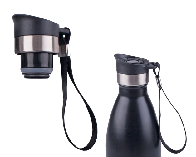 Oasis Classic Pour Through Stop with Carry Strap (350 & 500ml)