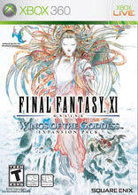 Final Fantasy XI: Wings of the Goddess for Xbox 360