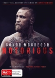 Conor Mcgregor - Notorious on DVD