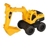 CAT: Tough Tracks Rugged Machine - Excavator image