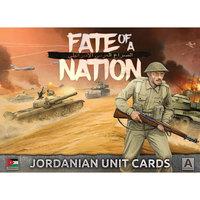 Fate of a Nation: Jordanian Unit Cards