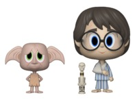 Harry Potter: Dobby + Harry - Vynl. Figure 2-Pack