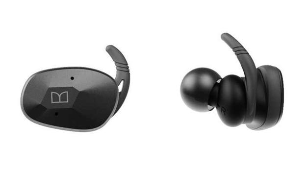Monster: Clarity HD 100 Airlinks - Bluetooth Earphones - Black