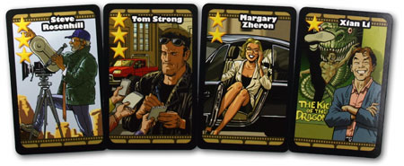 The Hollywood Card Game image