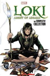 Loki: Agent Of Asgard - The Complete Collection by Al Ewing