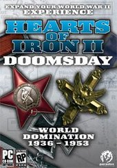 Hearts of Iron II: Doomsday for PC Games