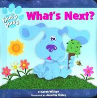 Whats Next #5 Blues Clues by Sarah Willson image