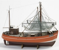 Billing Boats Krabenkutter CUX 87 1/33 Model Kit