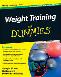 Weight Training For Dummies by Georgia Rickard