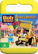 Bob The Builder - Project: Build It - Scoop's Recruit on DVD