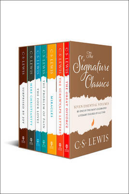 The Complete C. S. Lewis Signature Classics Boxed Set by C.S Lewis