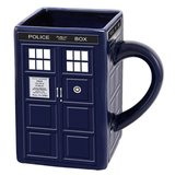Doctor Who: Tardis - Ceramic Sculpted Mug