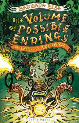 The Volume of Possible Endings by Barbara Else
