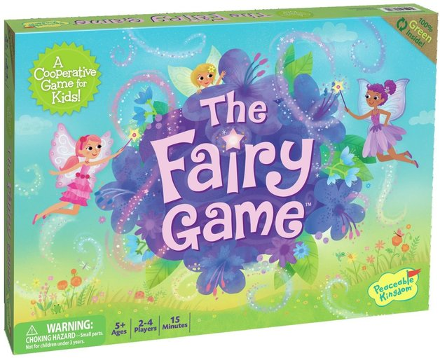 Peaceable Kingdom: The Fairy Game - Cooperative Game