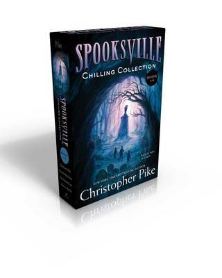 Spooksville Chilling Collection Books 1 4 Christopher Pike Book