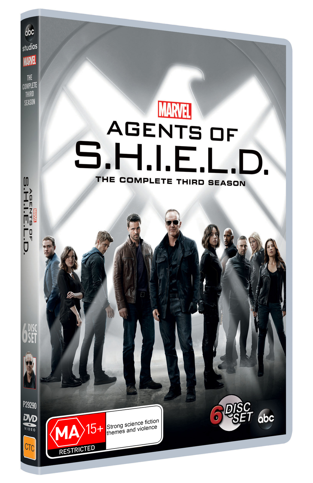 Marvel's Agents of S.H.I.E.L.D - The Complete Third Season on DVD image