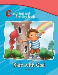 Psalm 91 Coloring and Activity Book by Agnes De Bezenac