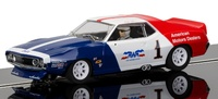 Scalextric: DPR AMC Javelin Trans Am #1 - Slot Car