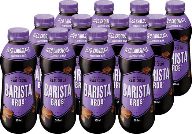 Barista Bros Iced Chocolate (500ml, 12 pack)