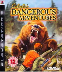 Cabela's Dangerous Adventures for PS3