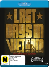 Last Days In Vietnam on Blu-ray
